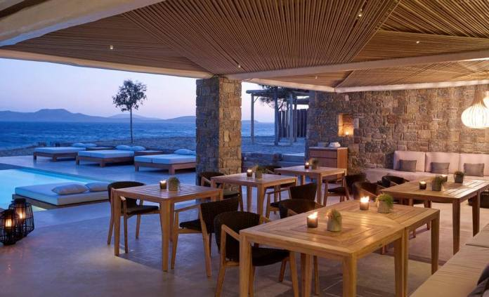 Bill & Coo Restaurant, Mykonos - Restaurant Reviews, Photos