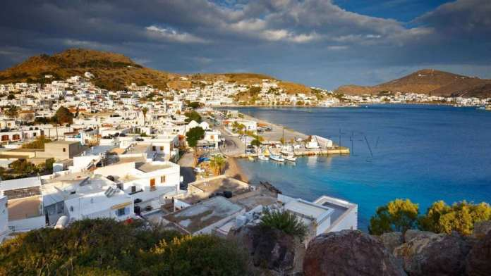 Island of Patmos, Greece