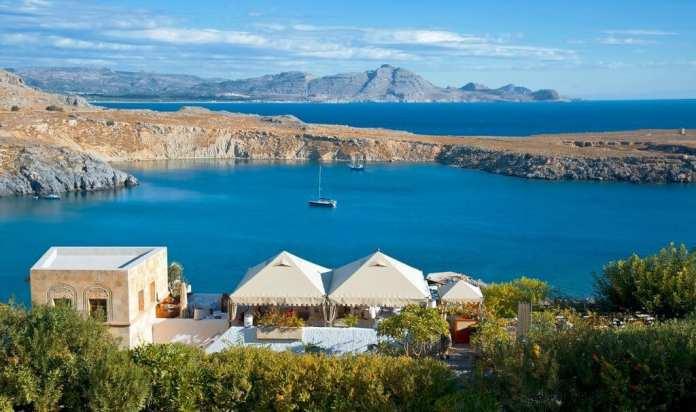 Melenos Lindos, Rhodes Island, Greece