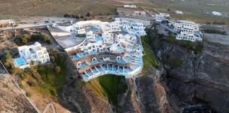 Ambassador Santorini Luxury Suites