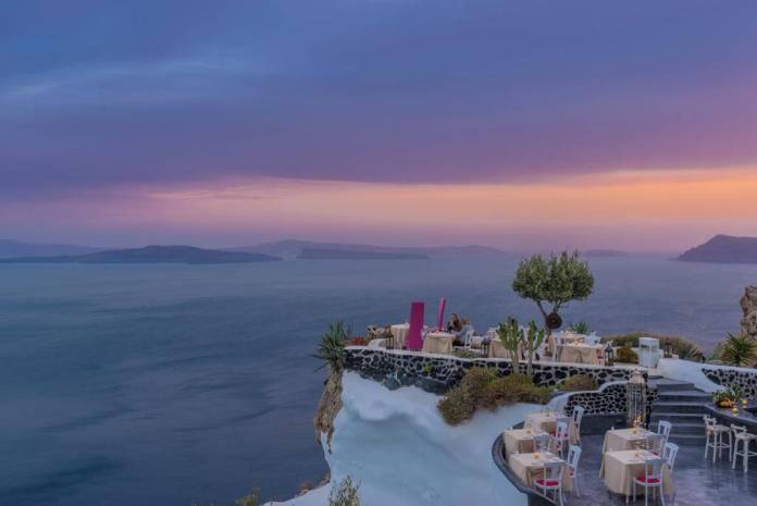 Andronis Luxury Suites, Oia, Santorini, Greece
