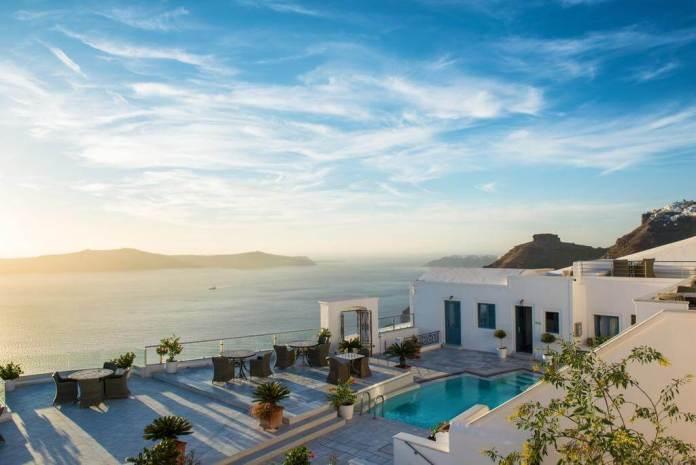 Anteliz Suites, Fira, Santorini, Greece
