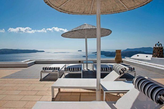 Lilium Santorini Villa, Greece
