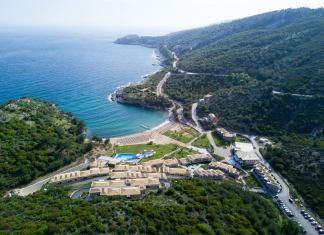 Thassos adasında bulunan en uygun oteller