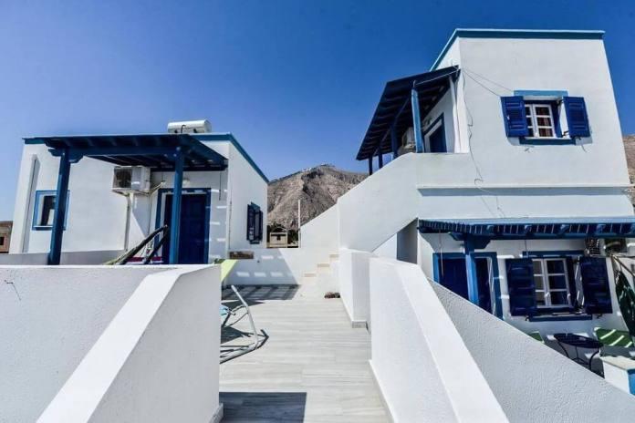 Villa Kostas, Santorini island