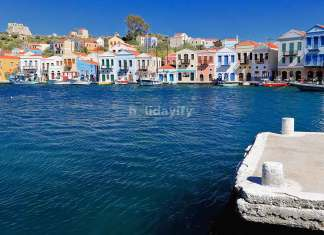 Where is Kastelorizo Greece