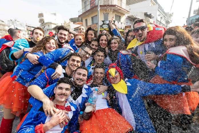 Xanthi Carnival, Greece