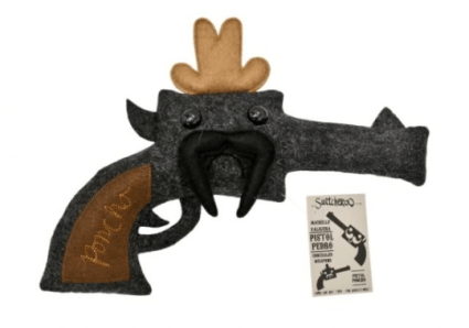 Concealed Weapons Plush Line