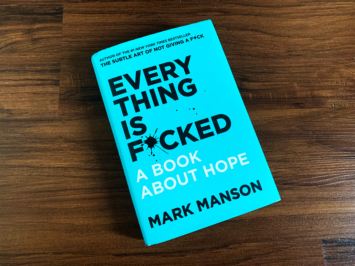 Everything Is F*cked book cover