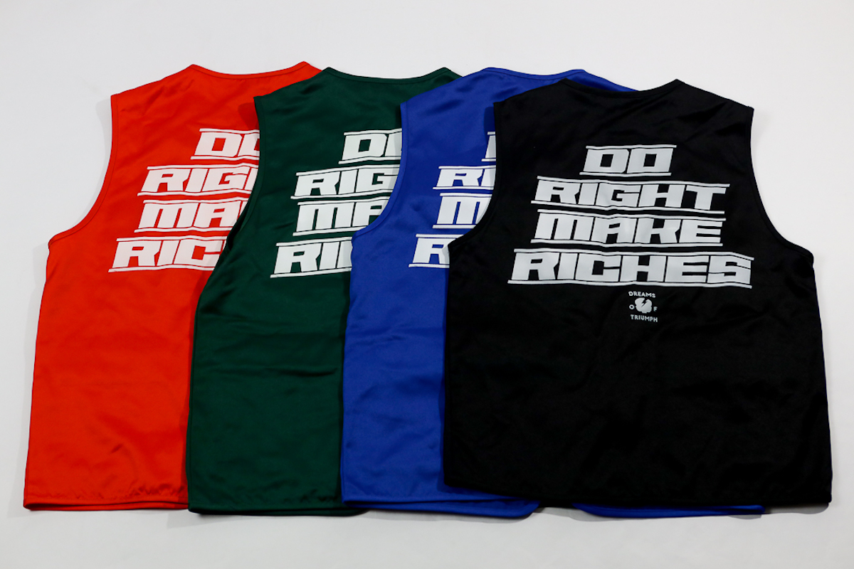 Do Right Make Riches shirts