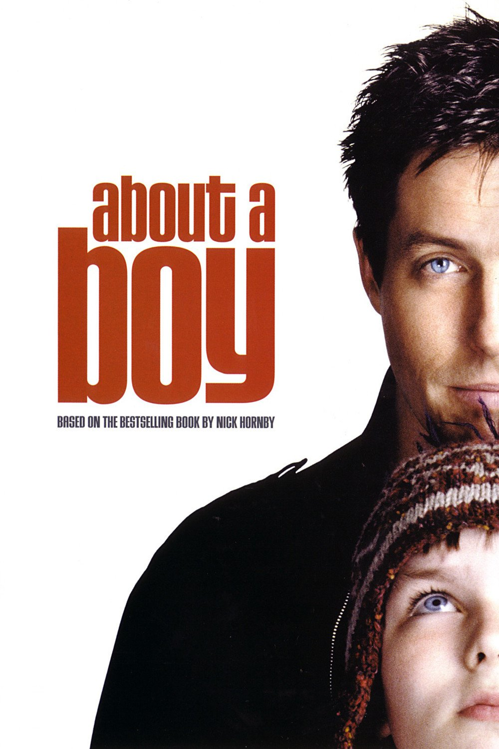 """Poster for the movie """"About a Boy"""""""