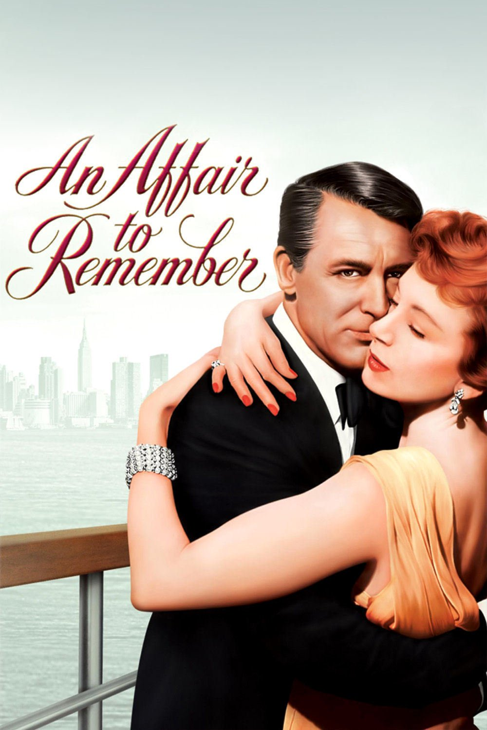 """Poster for the movie """"An Affair to Remember"""""""