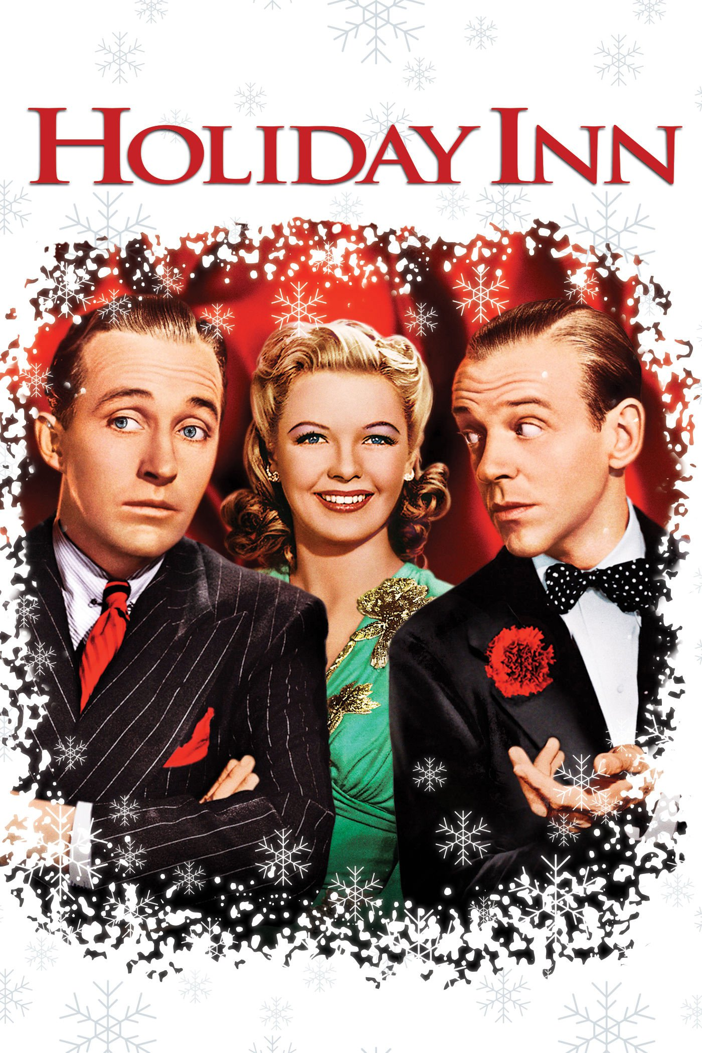 "Poster for the movie ""Holiday Inn"""