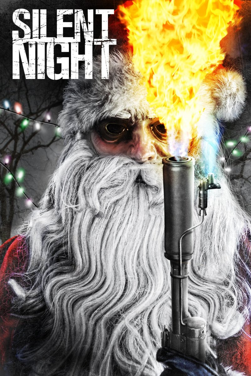 "Poster for the movie ""Silent Night"""