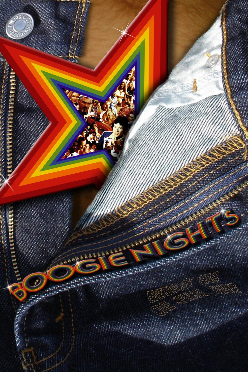 """Poster for the movie """"Boogie Nights"""""""
