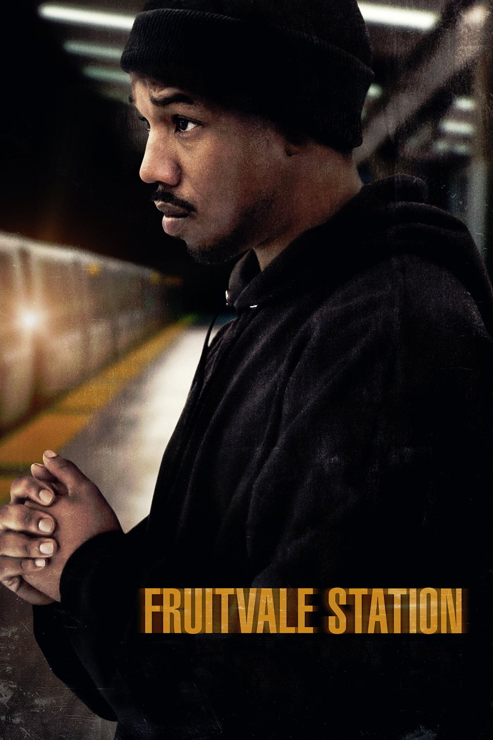 "Poster for the movie ""Fruitvale Station"""