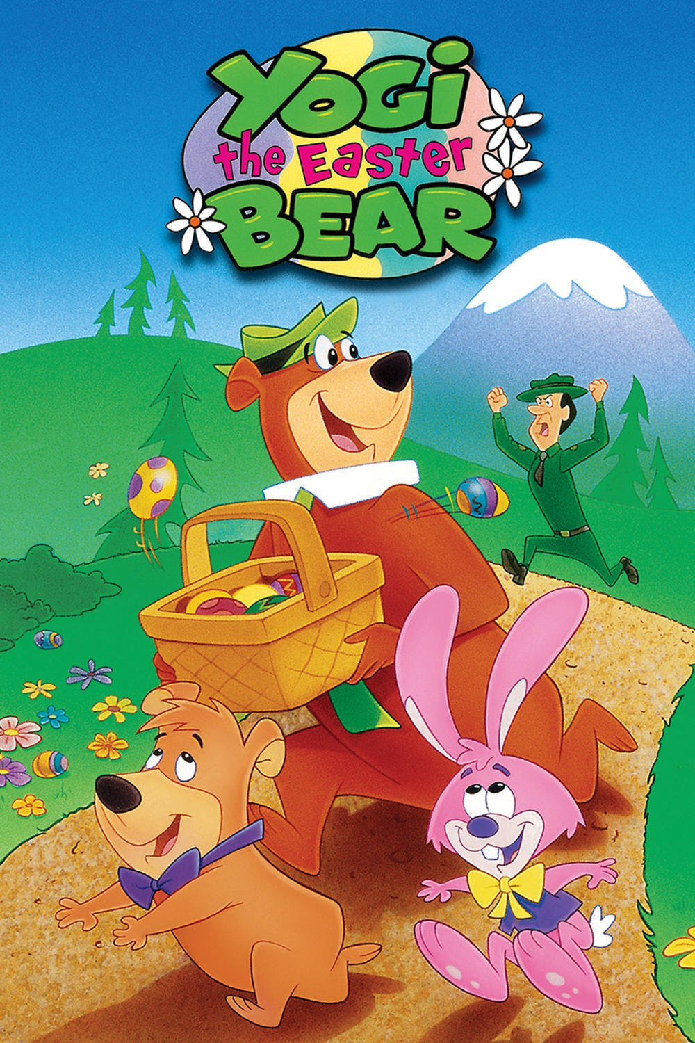 """Poster for the movie """"Yogi the Easter Bear"""""""