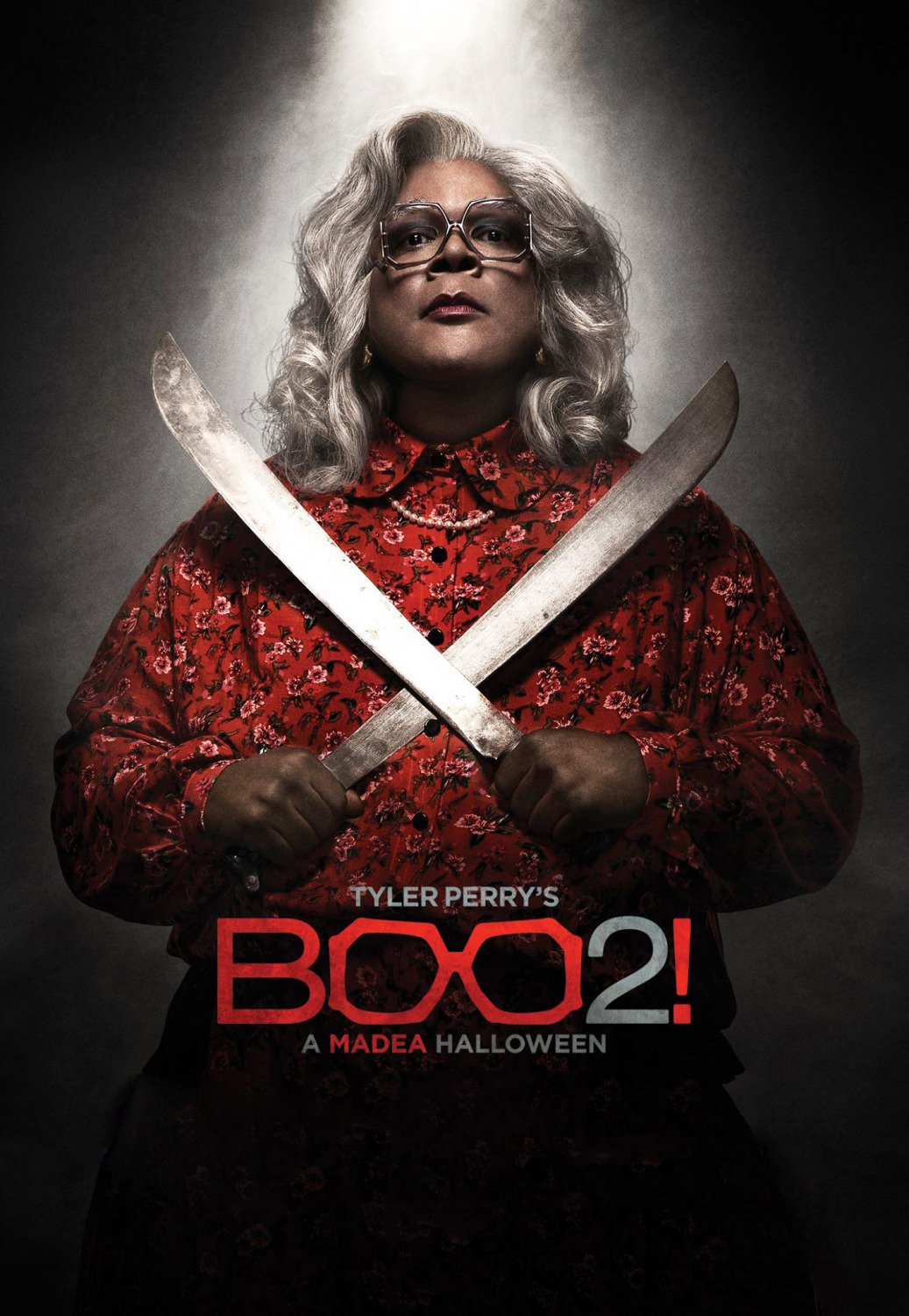 """Poster for the movie """"Boo 2! A Madea Halloween"""""""