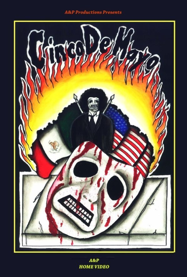 "Poster for the movie ""Cinco De Mayo"""