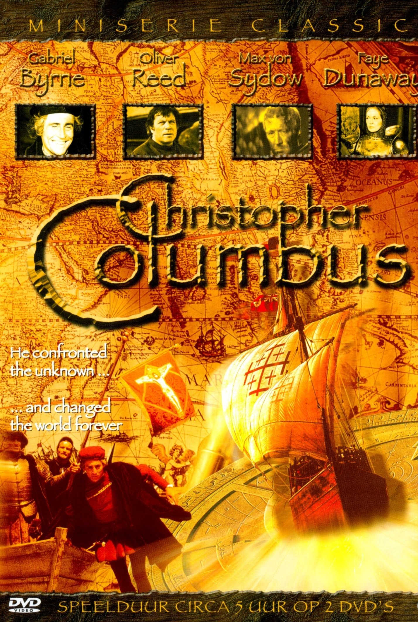 """Poster for the movie """"Christopher Columbus"""""""
