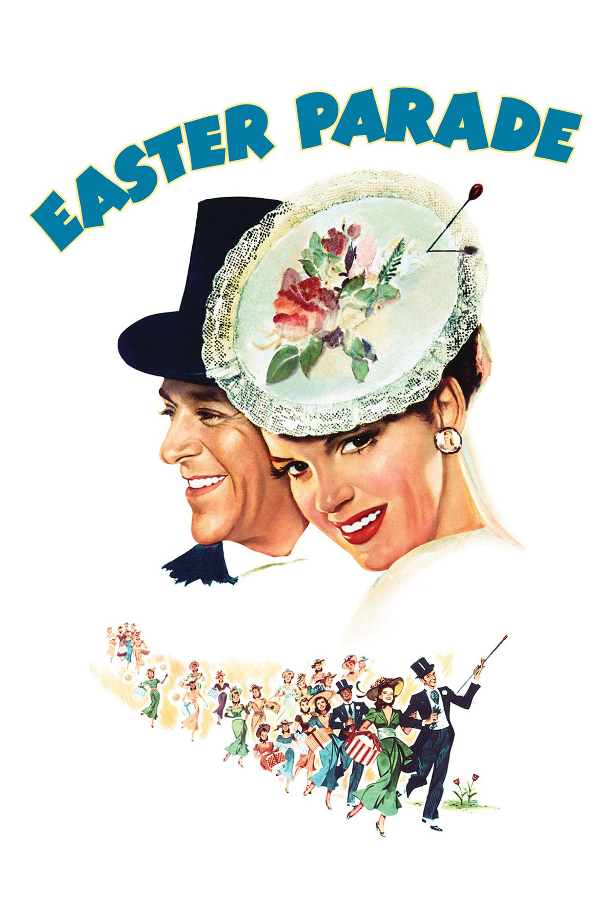"""Poster for the movie """"Easter Parade"""""""