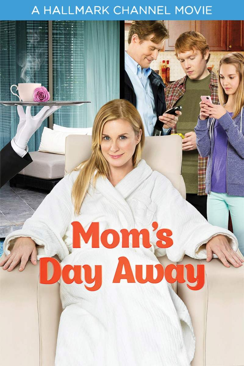 "Poster for the movie ""Mom's Day Away"""