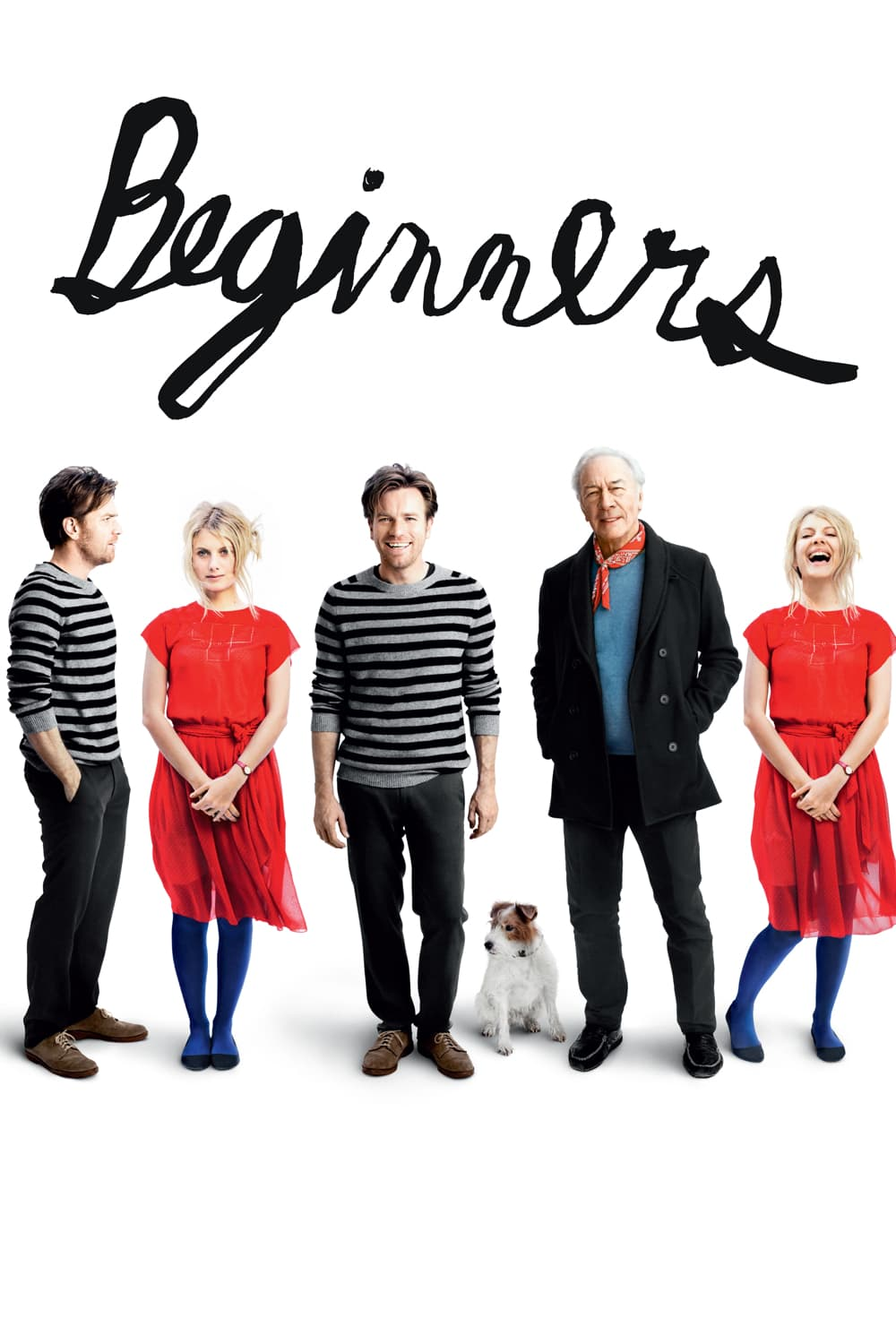 "Poster for the movie ""Beginners"""