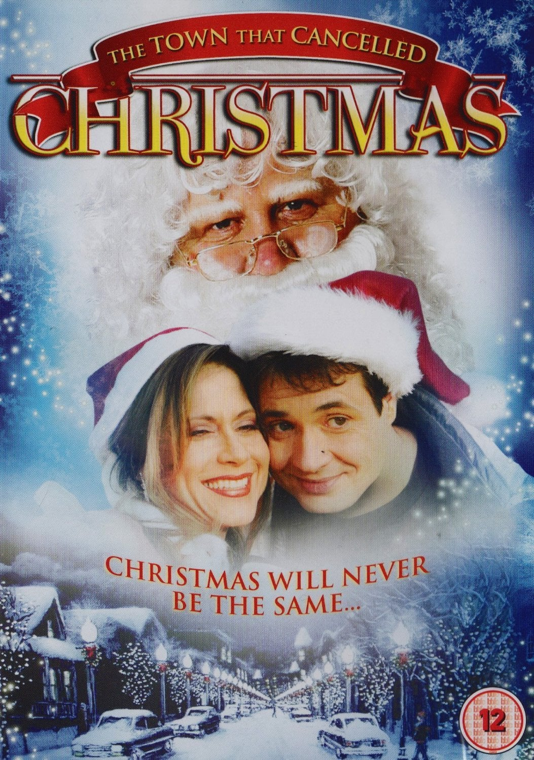 "Poster for the movie ""The Town That Banned Christmas"""