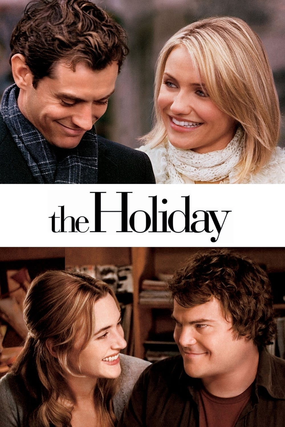 """Poster for the movie """"The Holiday"""""""