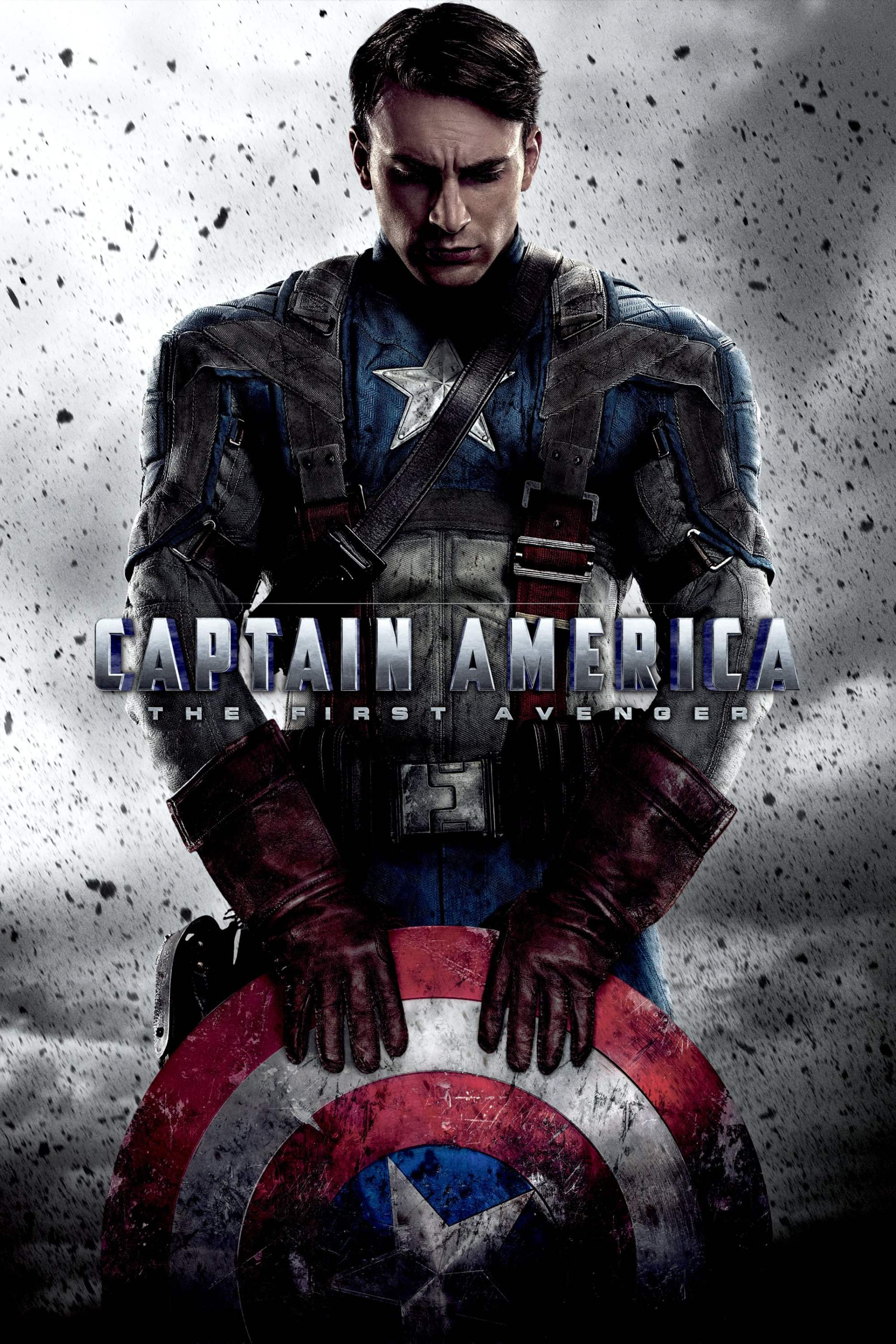 "Poster for the movie ""Captain America: The First Avenger"""