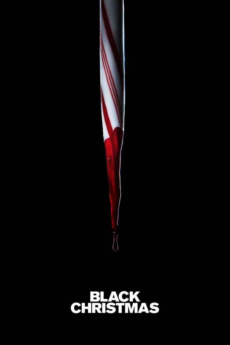 "Poster for the movie ""Black Christmas"""
