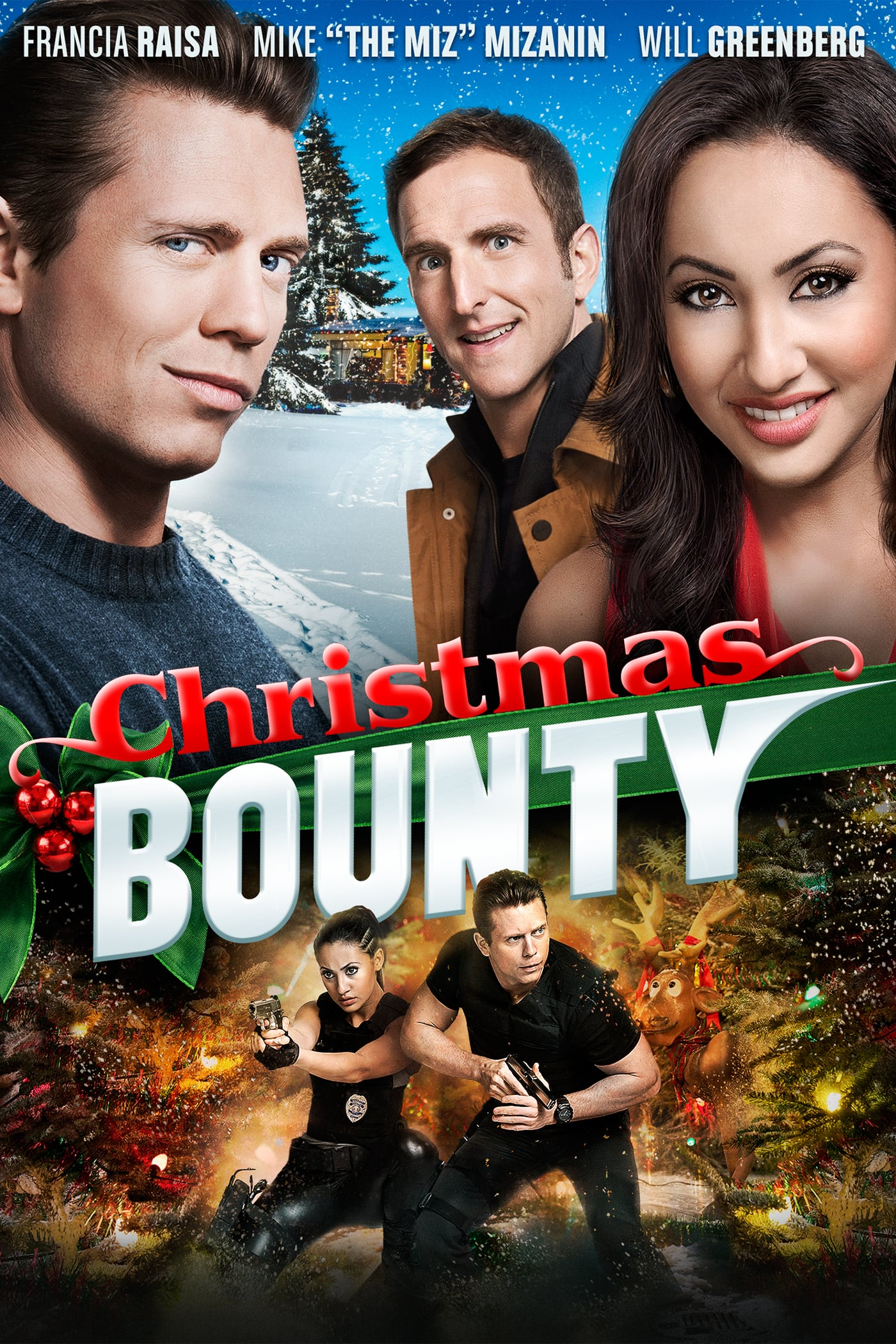"""Poster for the movie """"Christmas Bounty"""""""