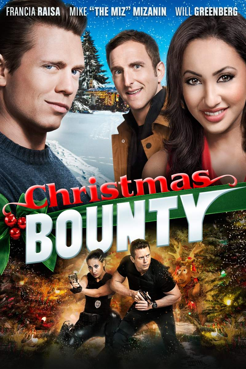 "Poster for the movie ""Christmas Bounty"""
