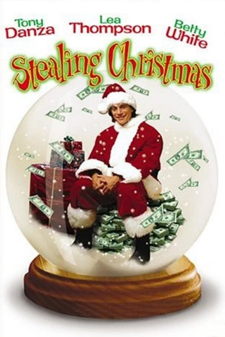 """Poster for the movie """"Stealing Christmas"""""""