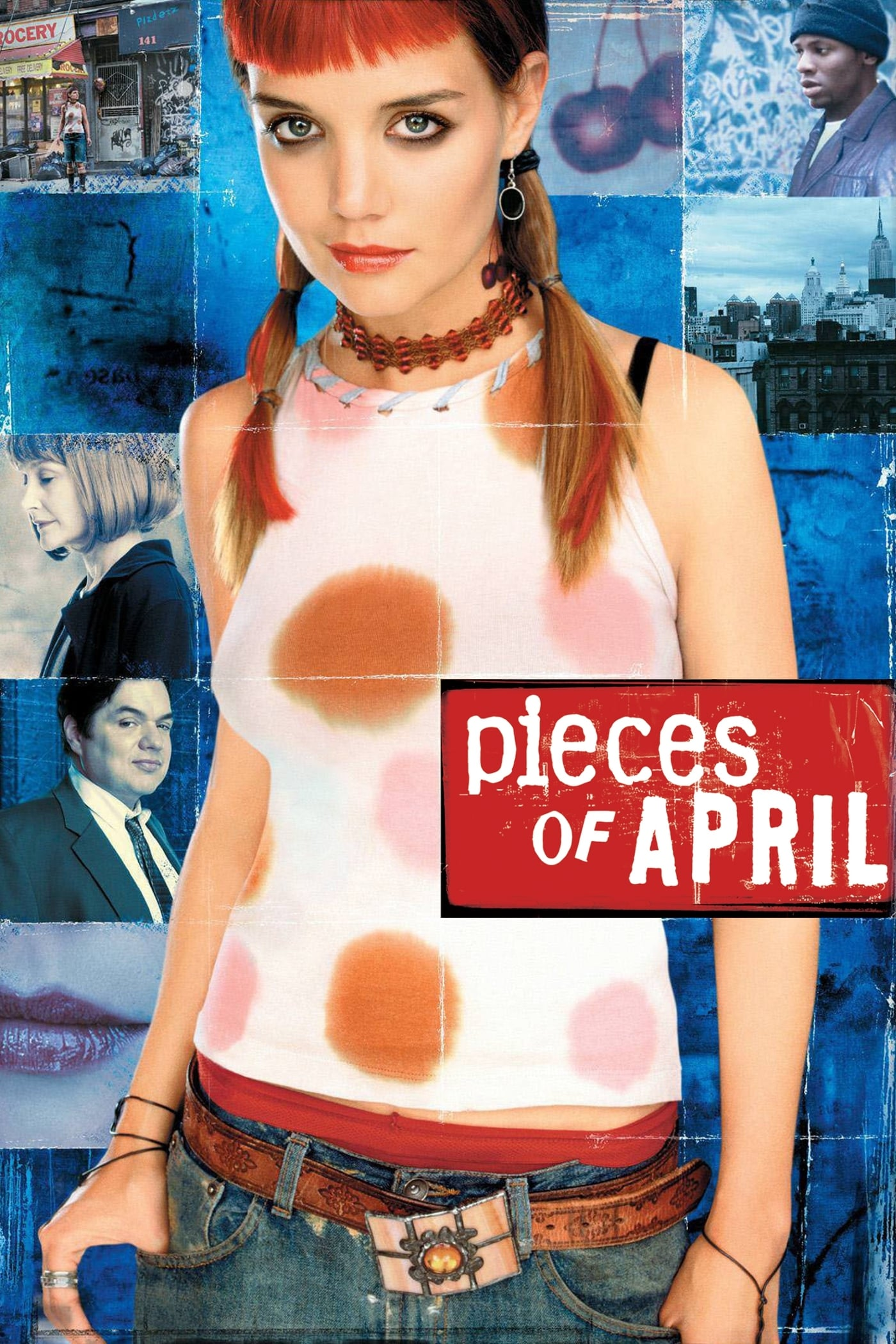 "Poster for the movie ""Pieces of April"""