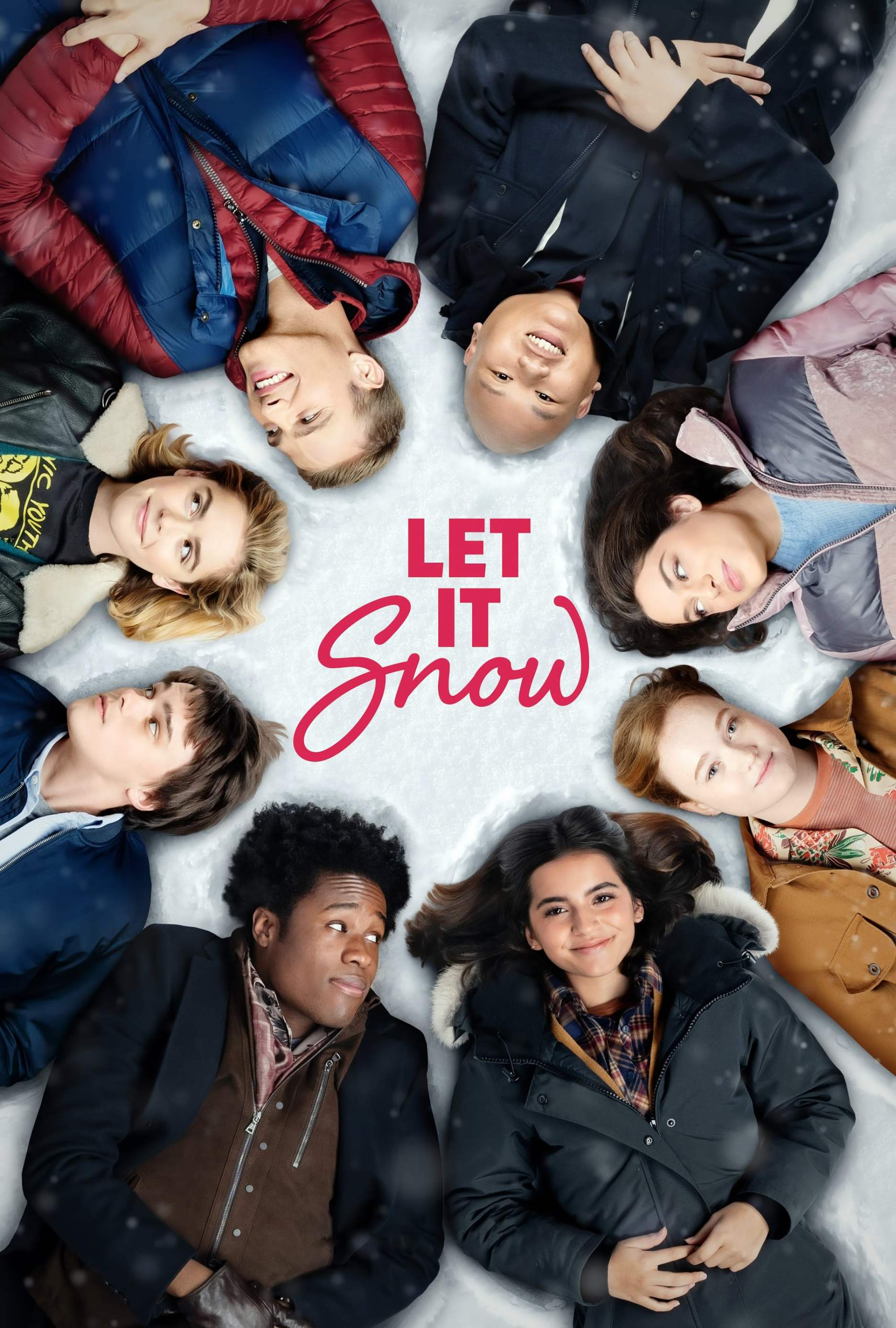 """Poster for the movie """"Let It Snow"""""""