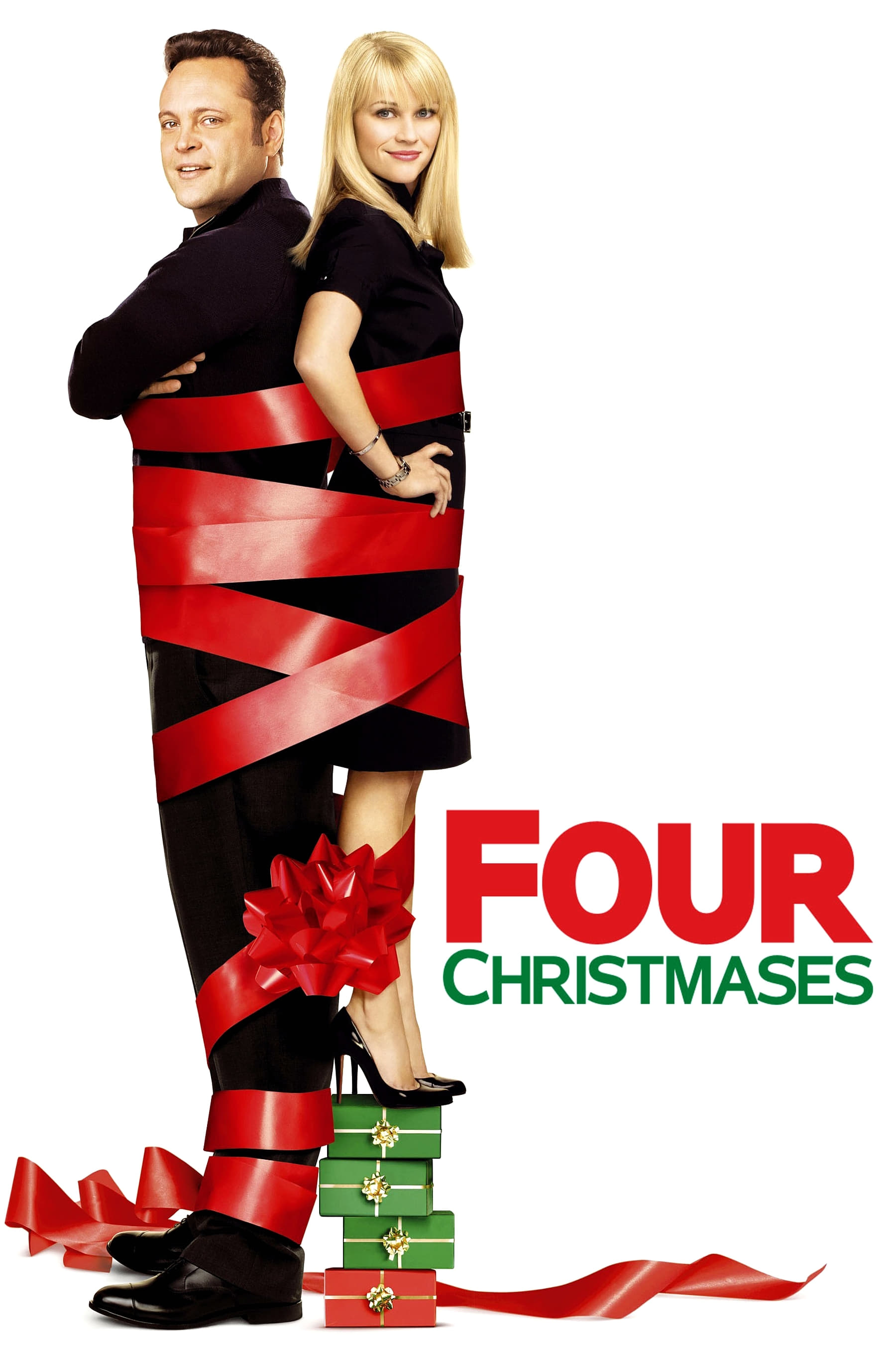 """Poster for the movie """"Four Christmases"""""""