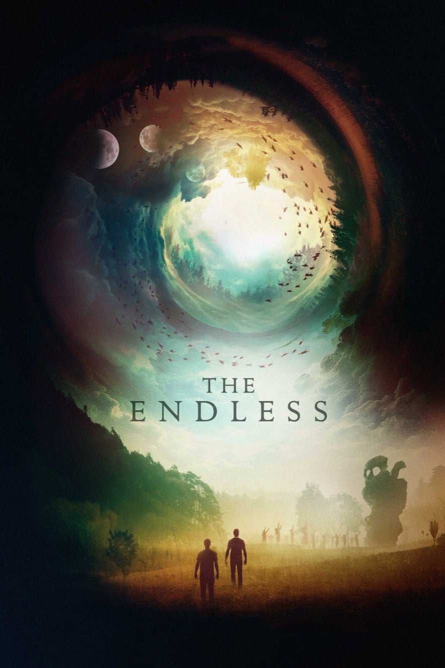 """Poster for the movie """"The Endless"""""""