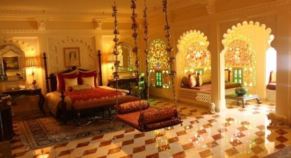 indian palace bedroom Experience Regal North India With These Top 10 Palace Stays