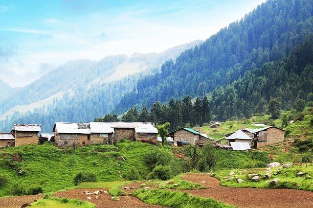 Khajjiar Place To Visit In Himachal Pradesh Tourism