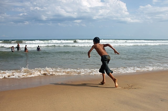 Puri Beach A Places To Visit In Jagannath Puri Char Dham India