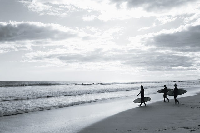 Surf At The Golden Beach A Things To Do In Puri Char Dham India