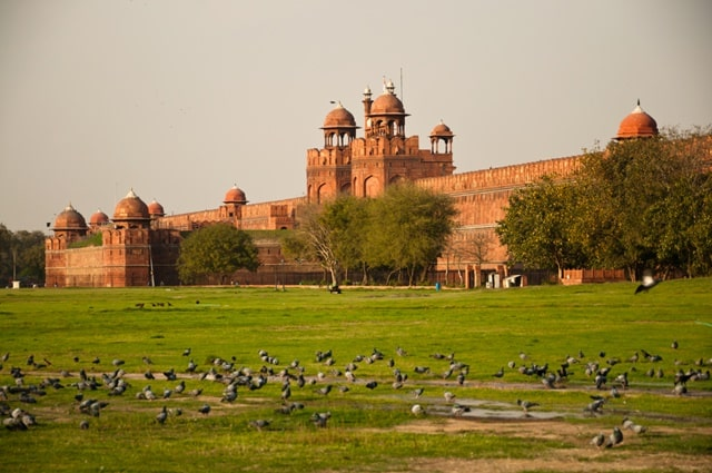 Interesting Red Fort Facts