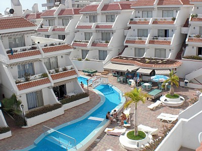 Holiday Rentals On Las Floritas Tenerife