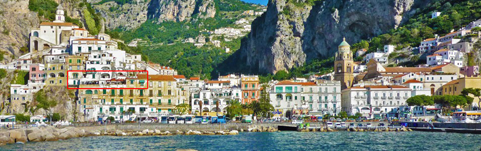Piscina Le Nereidi  Hotel 3 Stelle Amalfi Costiera Amalfitana
