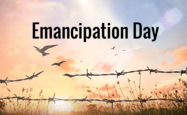 Emancipation Day In 2017 2018 When Where Why How