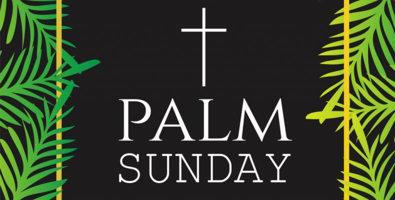 Image result for palm sunday 2018