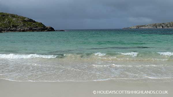 Achmelvich beach - best beaches in Scotland