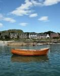 Argyll Hotel Iona boat