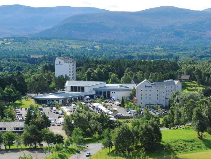 Macdonald Aviemore Resort Hotels Lodges Pool Cinema Play Area Restaurants